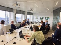 Natural Capital Working Group first workshop
